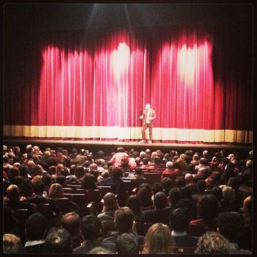 Teatro Carcano : Oscar Giannino . fare2013 motiviperfare