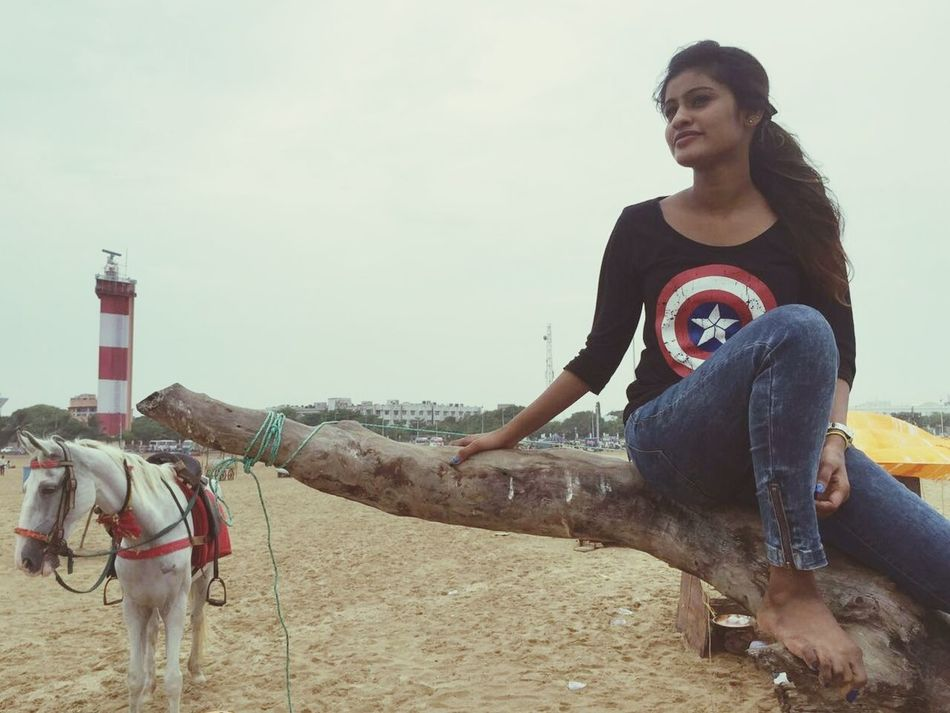 People And Places Outdoors Beachphotography Beachlife Lighthouse Captianamerica Candid