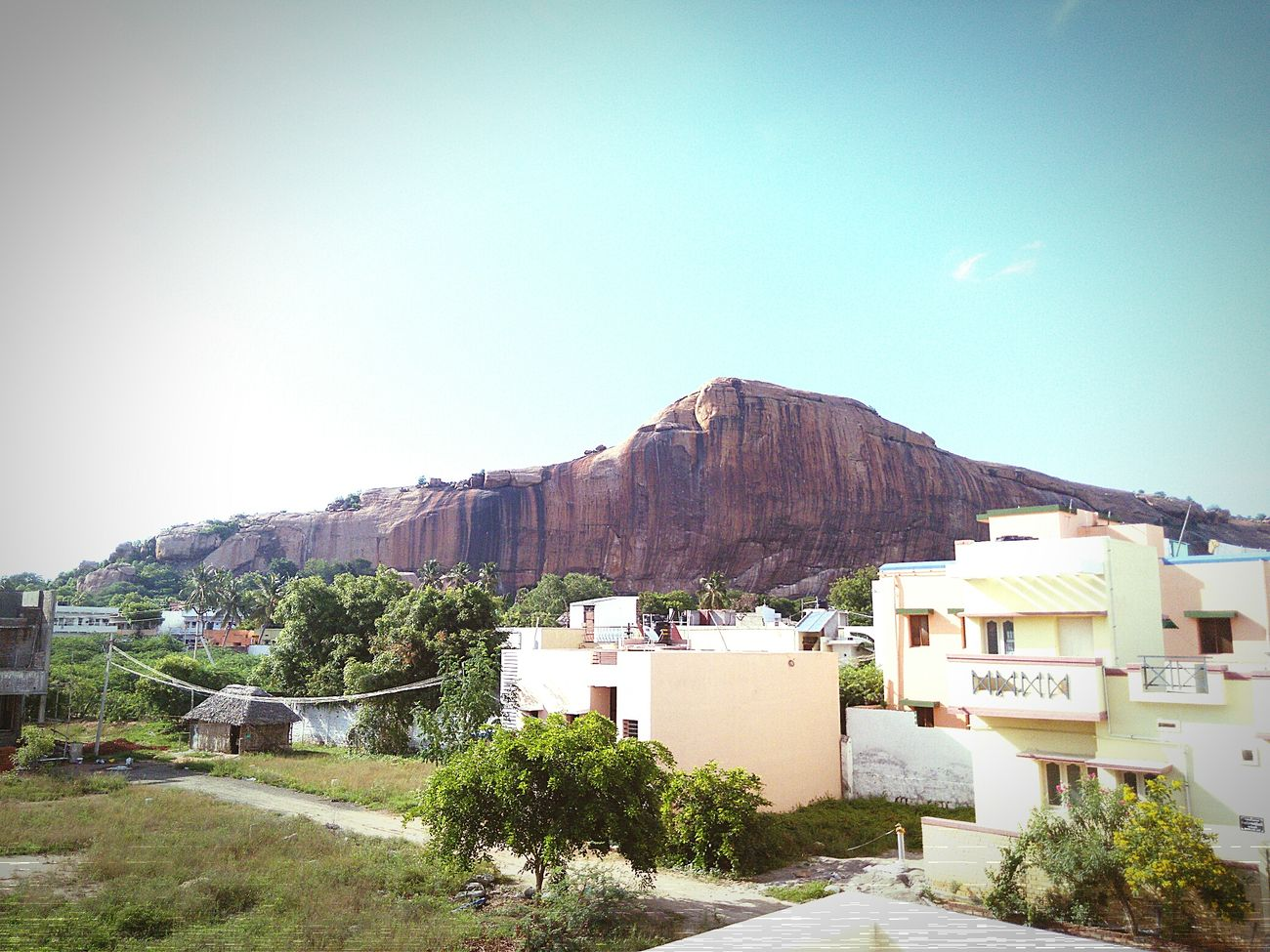 Hillside Madurai Landscape The Traveler - 2015 EyeEm Awards
