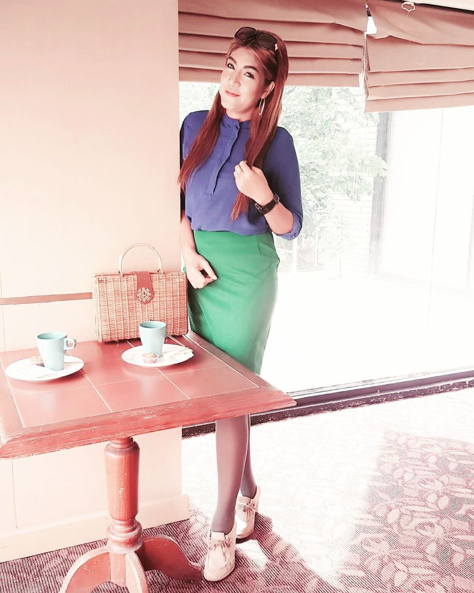 That's Me Relaxing Enjoying Life Coffee Time Working Smart Girl