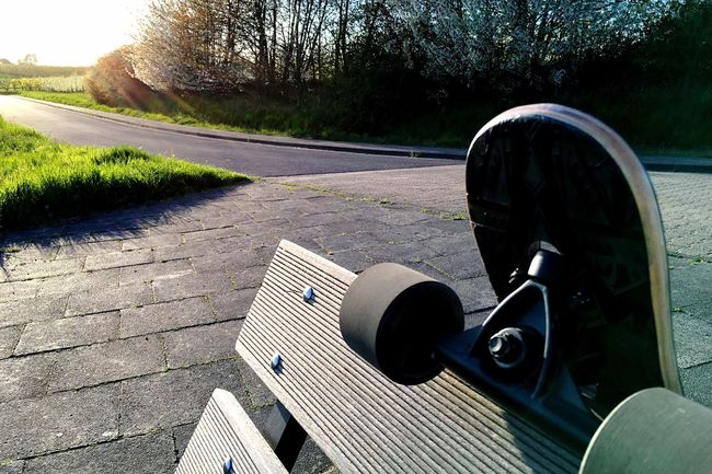 Transportation Road Close-up Old-fashioned Outdoors Country Road Day Hobbies The Way Forward Tranquil Scene