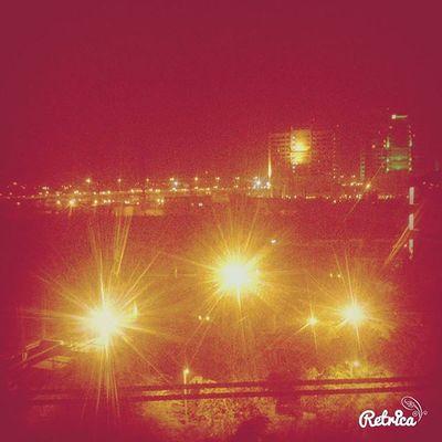 3 Lights Night Instadaily