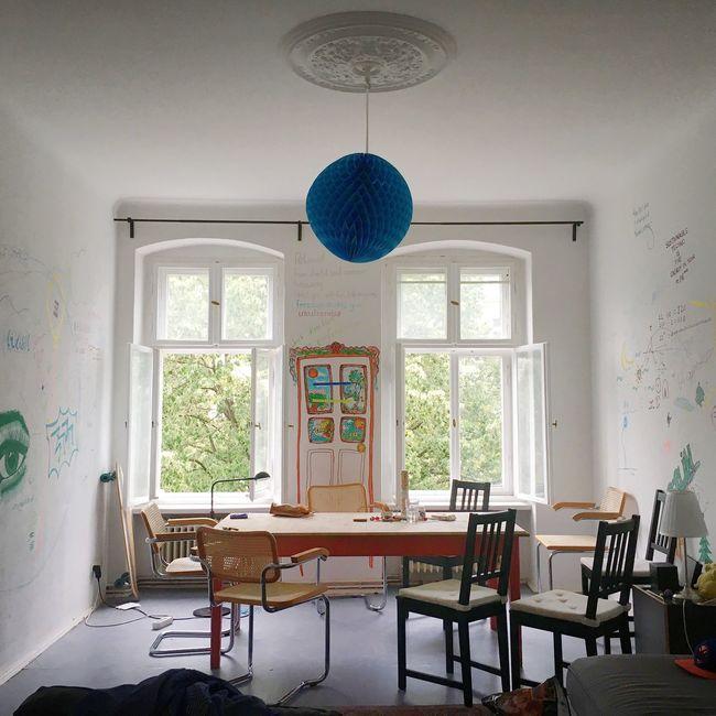 Berlin Living Room Student Life Living Room