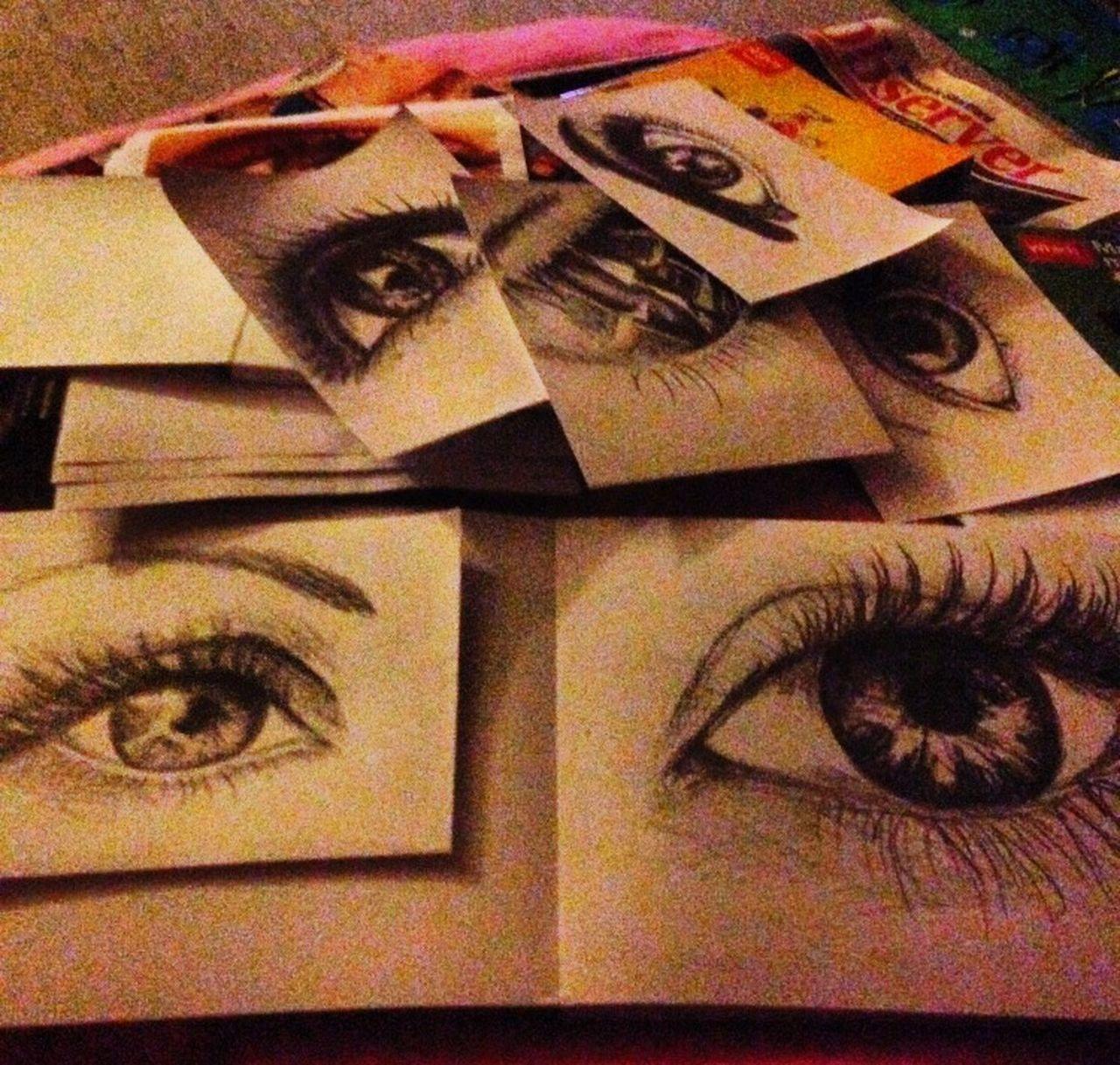 Art Is Everywhere Eye Drawings Eyes GraphitePencil Art