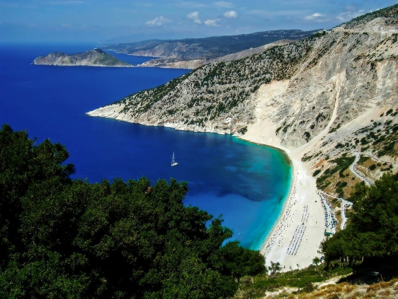 My Best Photo 2015 Showcase: December Greece Landscape Sea Summer Beach Nature Coast Coastline Island Kefalonia Myrtos