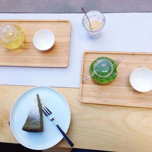 Breakfast Brunch Cake Tea Japanese  Food