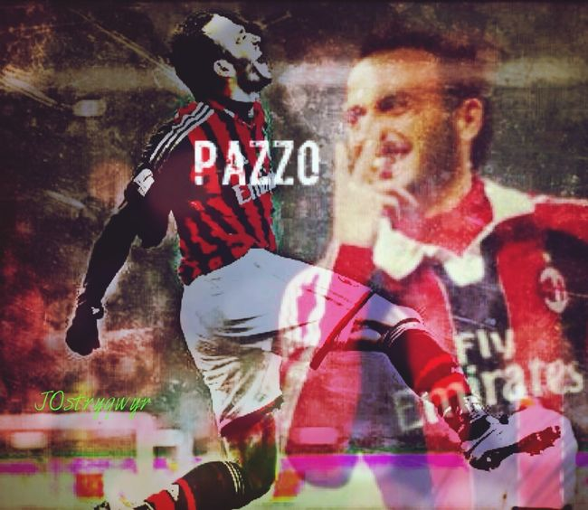 Pazzini (: Forza Milan People Football Is Life My Art