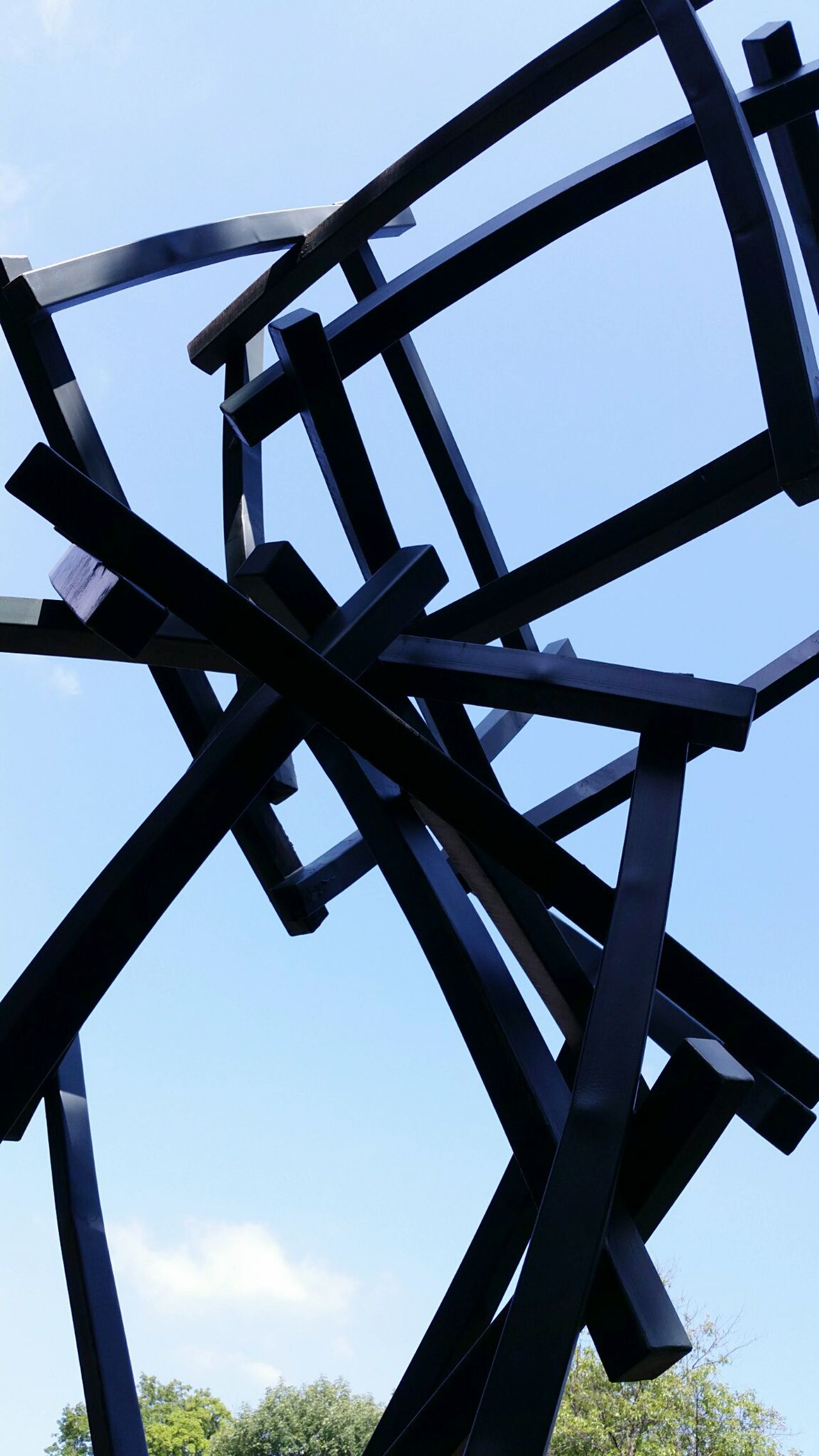 Sculptures Sculpted Sculpture By The Sea Abstract Art Artistic Expression Metal Sculpture Welded Art Sky