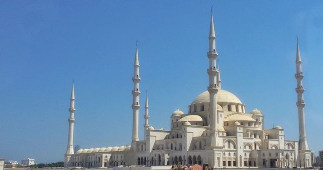 Sheikh Zayed Grand Mosque Fujairah IPhoneography iphonephotography