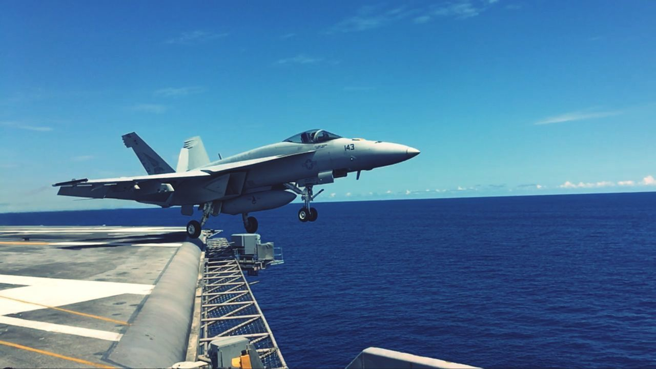 My Year My View Transportation Airplane Navy Sea Air Vehicle Outdoors Adrenaline Junkie