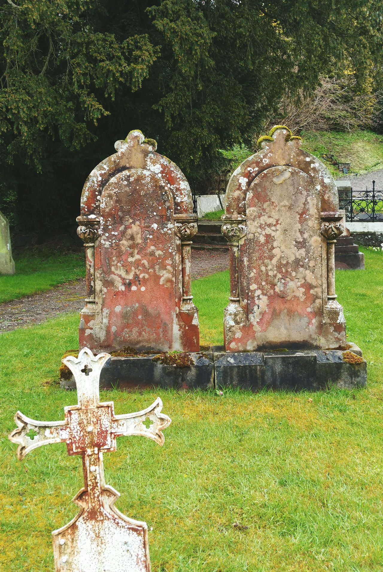 ...insert your story... Graveyard Cemetery Wales Gravestone Lychen Old Stones Blank Space Abbey Cwmhir кладбище могила Prompt