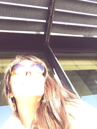 Winter Sun Porto Portugal 🇵🇹 Timeout Me, Myself And I One Person Sunlight Day Real People Headshot Close-up Indoors