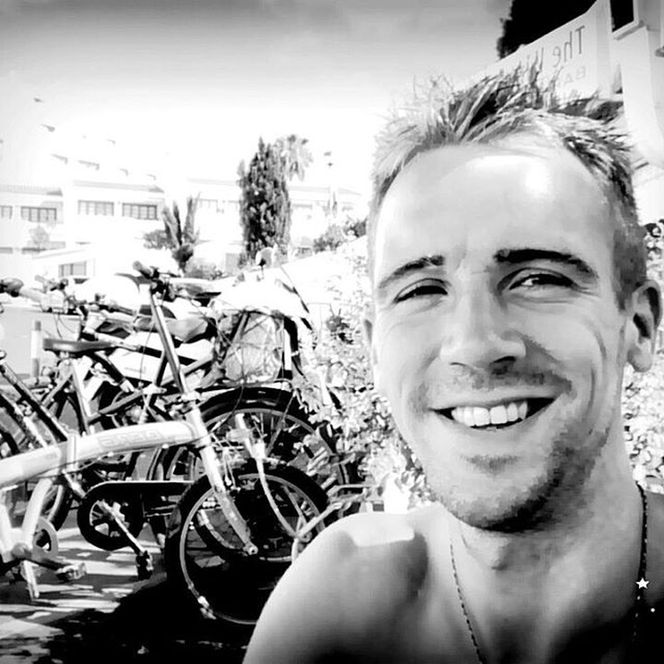 Bicycles Happy Tenerife Adeje Canaryisland Me Enjoylife Adventures Exploring 2015  July Happiness Thinkingofmybeautifulgirlfriend Inlove Sooohappy Smile Positivementalattitude