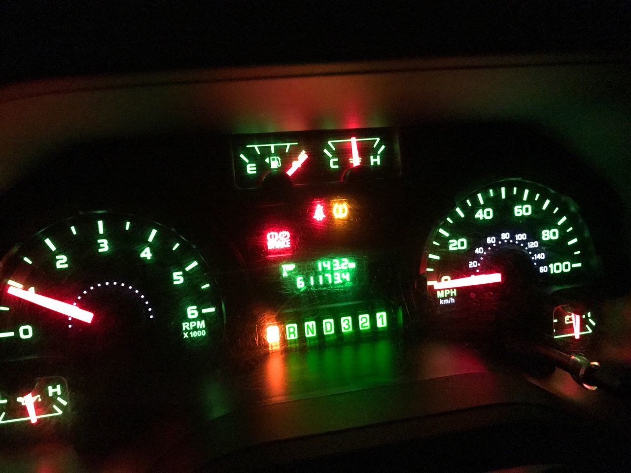 Illuminated Transportation Dashboard Number Car Interior Vehicle Interior Land Vehicle Mode Of Transport Car Speedometer Close-up Gauge Communication No People Meter - Instrument Of Measurement Night Control Panel Text Indoors  Lieblingsteil