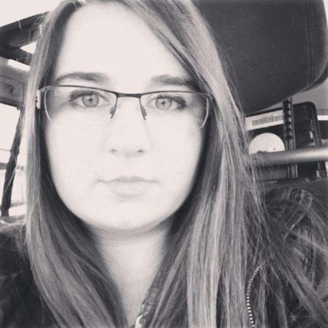 Hi! That's Me Black&white