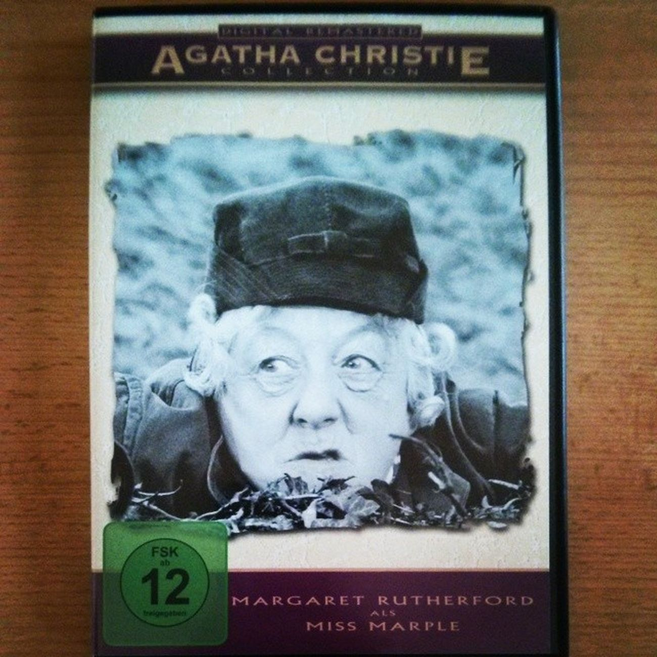 Miss Marple Collection Margaretrutherford Missmarple Krimi DVD agathachristie