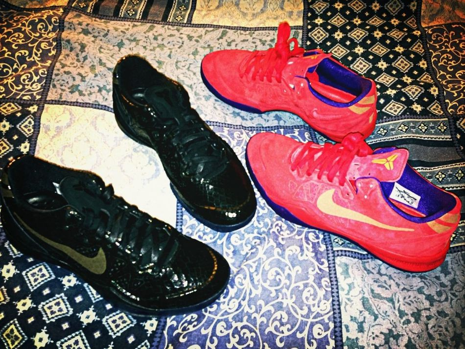 Year Of The Snake Kobe 8's  Ext