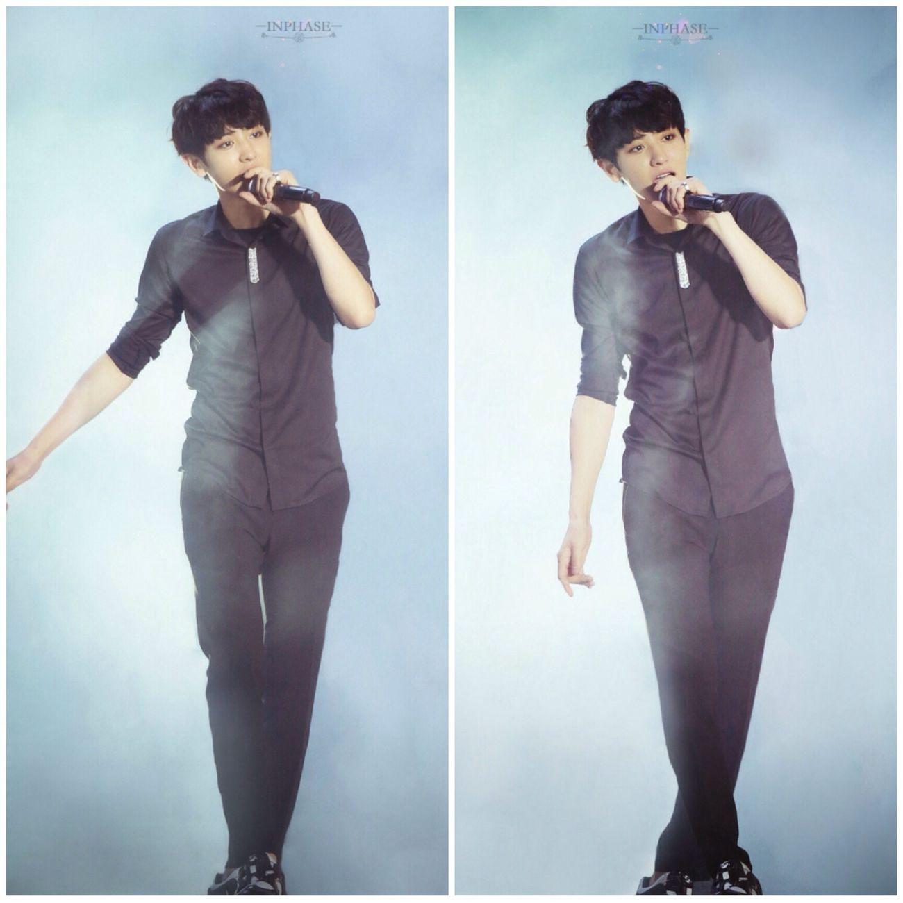 EXO WeAreOne Parkchanyeol Chanyeol