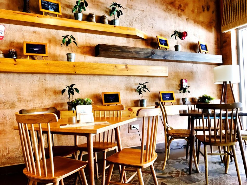 Chair Table Dining Table Indoors  Domestic Kitchen No People Domestic Room Home Showcase Interior Day Coffee Time Coffee Shop The Secret Spaces