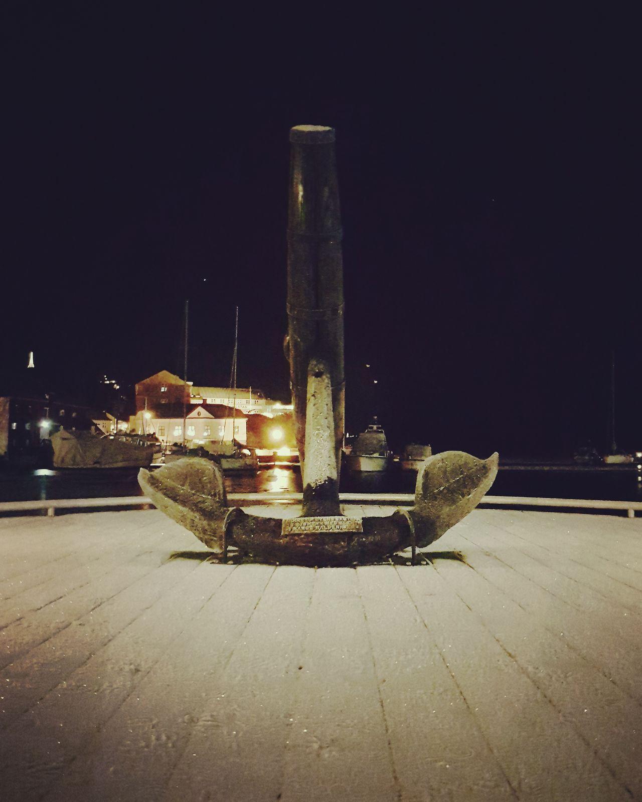 Ship o'hoy Halden, Norway Halden Harbour Anchorage Memorial Norway Winter Memorial Site Anchors<3 Ships⚓️⛵️🚢