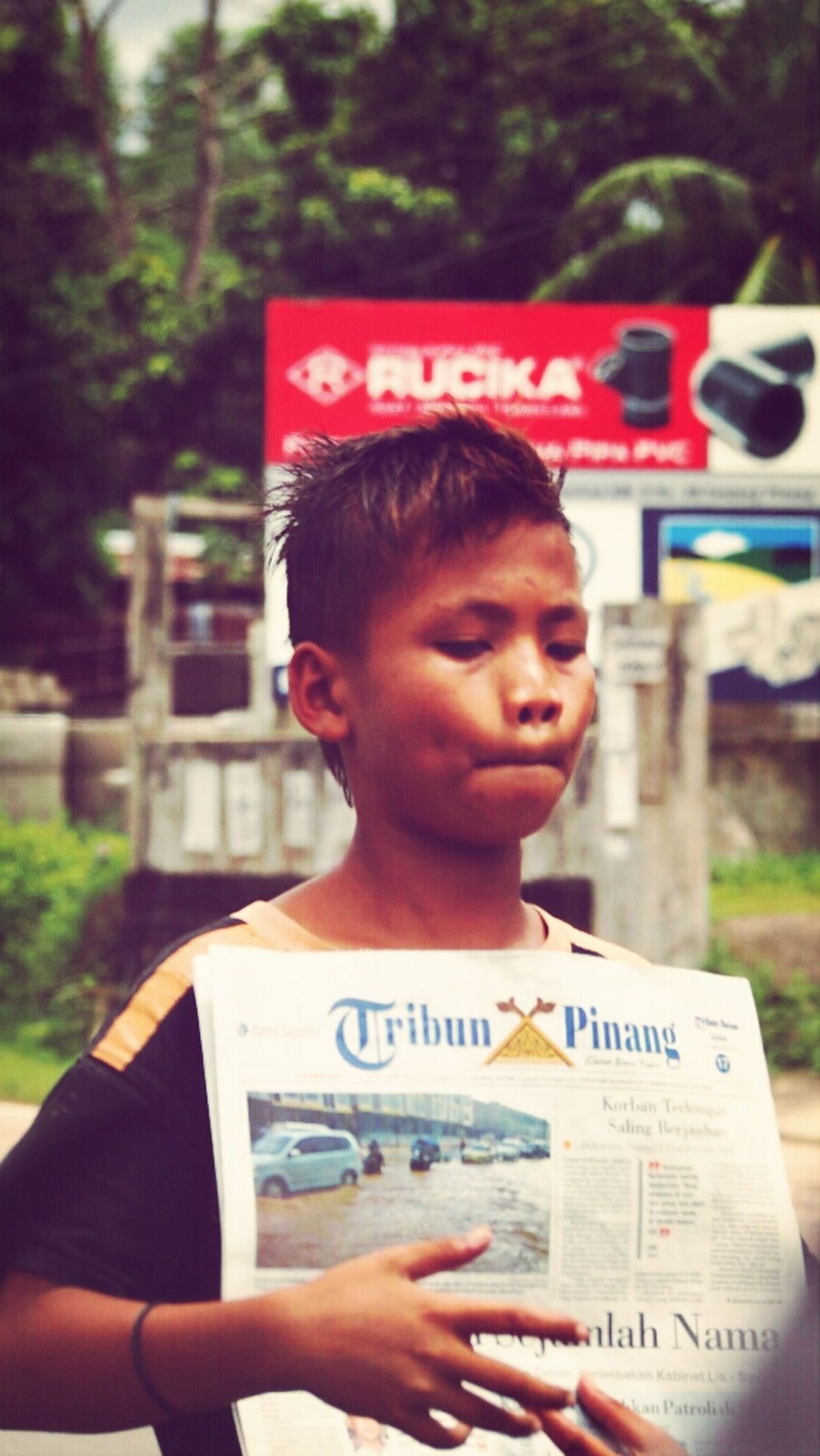 Tj.pinang Newspapers