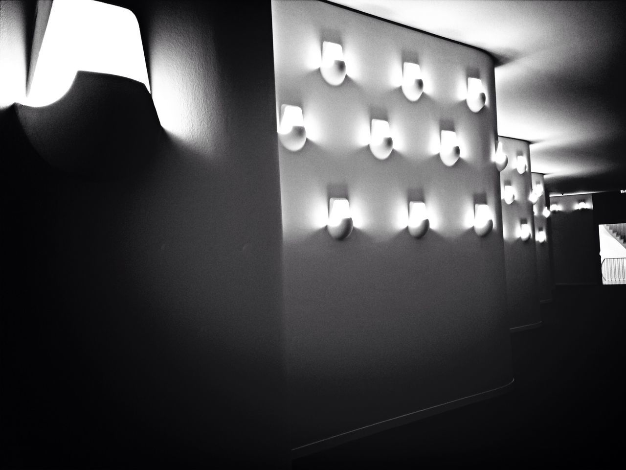Monochrome Lights Fifties B/w Daily