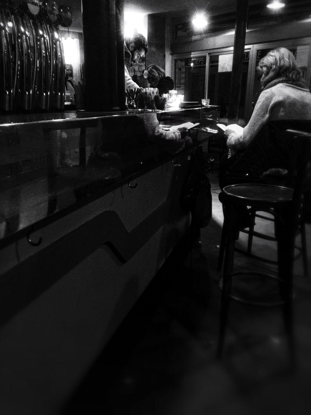 I love the Parisian bistros too! Part 1?PParisians' LifetTroquet Parisien