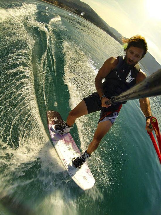 Roxysurfschool Wakeboarding Colour Splash Ocean_Collection ~~
