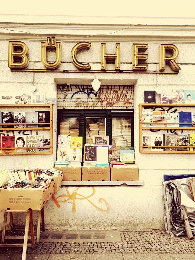 Berlin Prenzlauerberg Bücher  Laden Großstadtgeschichten First Eyeem Photo