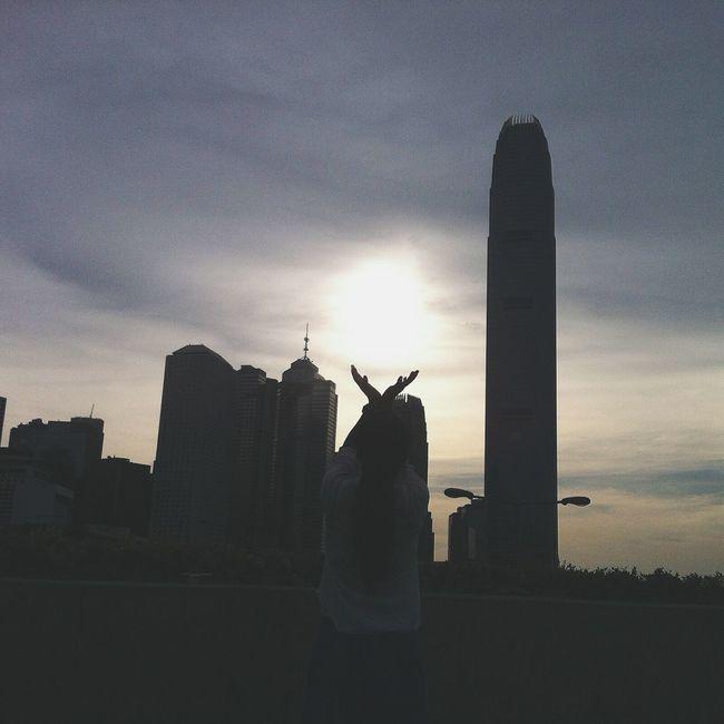 HongKong Taking Photos