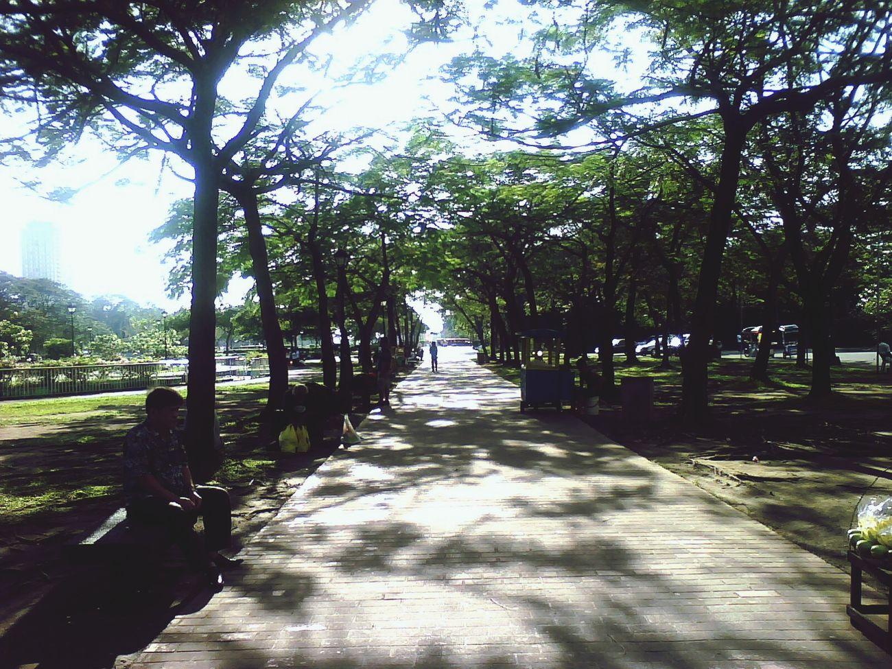 Luneta Park Manila Philippines