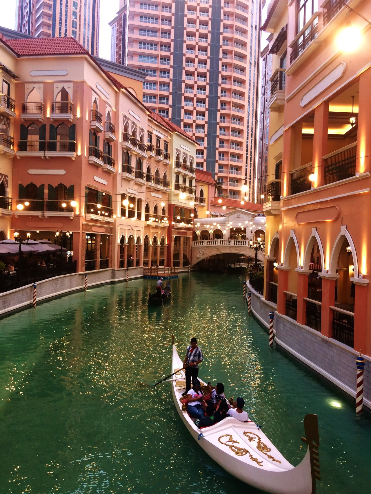 Makati City, Philippines Venice Lookalike Arts Culture And Entertainment Architecture Canal Gondolier Gondola - Traditional Boat Nautical Vessel Water Travel Destinations Rowing Vacay Family Time Philippines Romance Luxury Tourism Adventure
