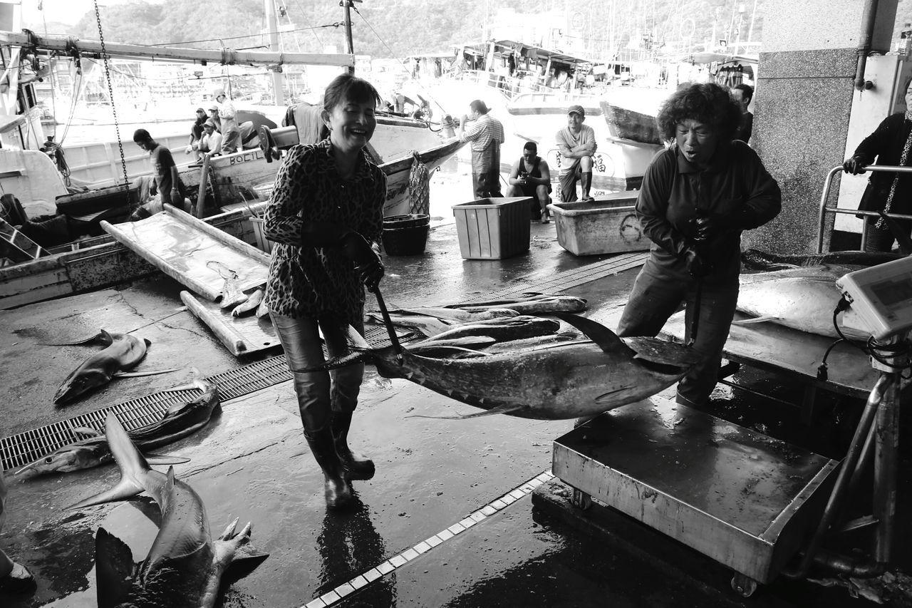 Fishing Village Snapshots Of Life Eye4photography  My Year My View YilanNanFangAo 南方澳 宜蘭 Taiwan