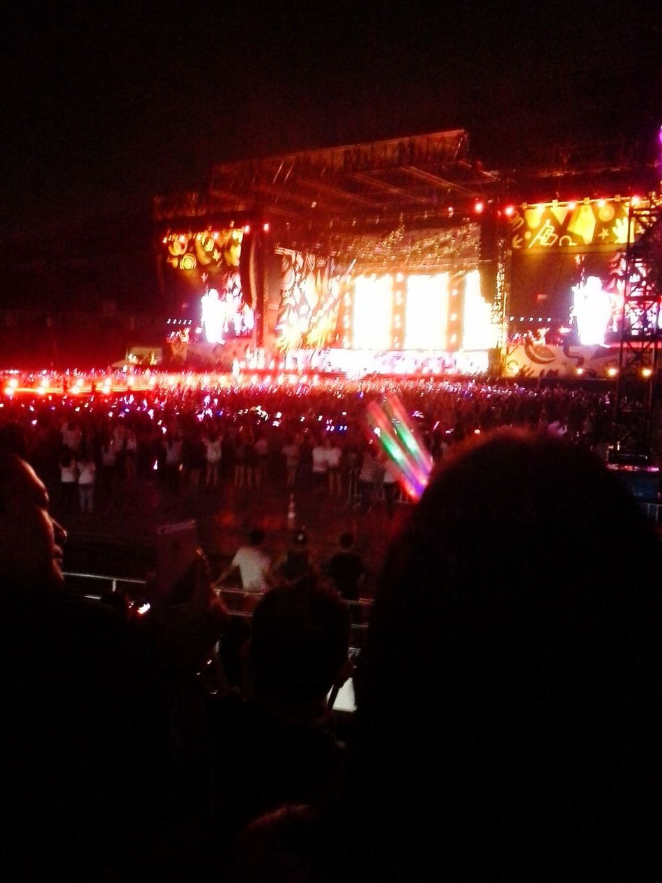 "OTRAtourBKKThailand2015 On The Road Again Tour 2015"" One Direction"