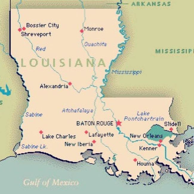 Louisiana Banger