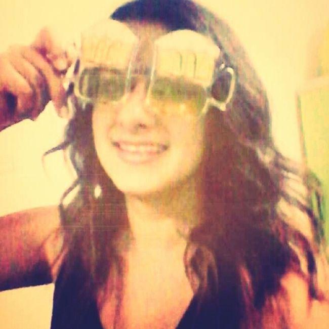 Part Glasses Say Hi!