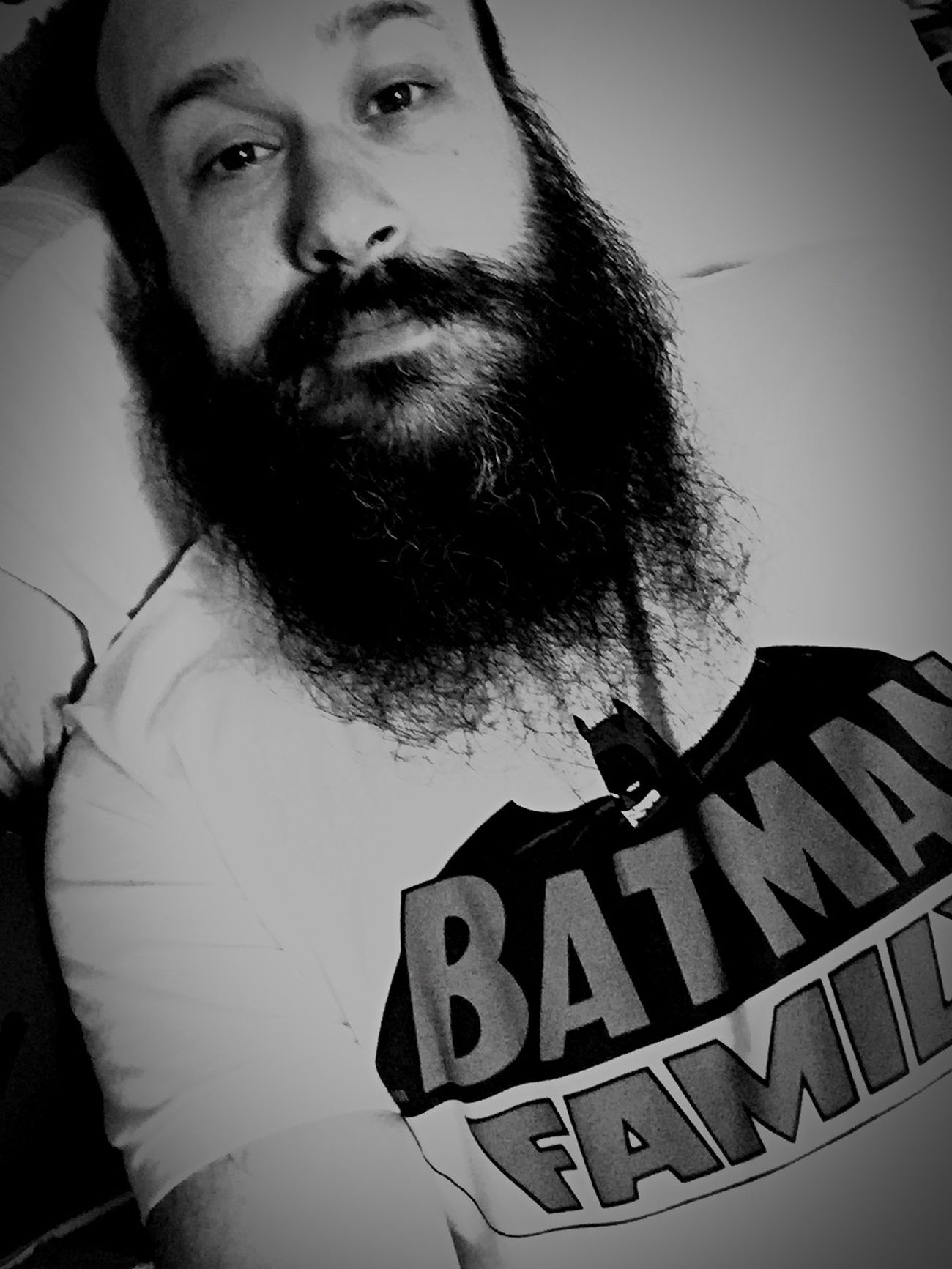 It's Me Beard Hey! Look At My Boring Life. Black & White