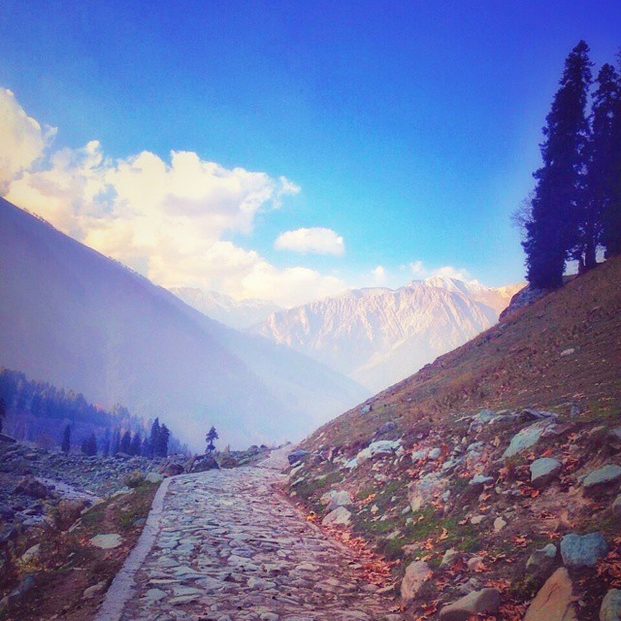 And the mountains echoed... Gulmarg Kashmir Heaven HEAVENONEARTH Travel Sky Yjhd Nature Sunrays Andthemountainsechoed Mountains Traveldiary Scenery Photo Photooftheday Photographie  Traveldiarykr7 Awesomeearth
