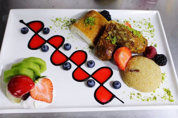 Turkish mix sweet
