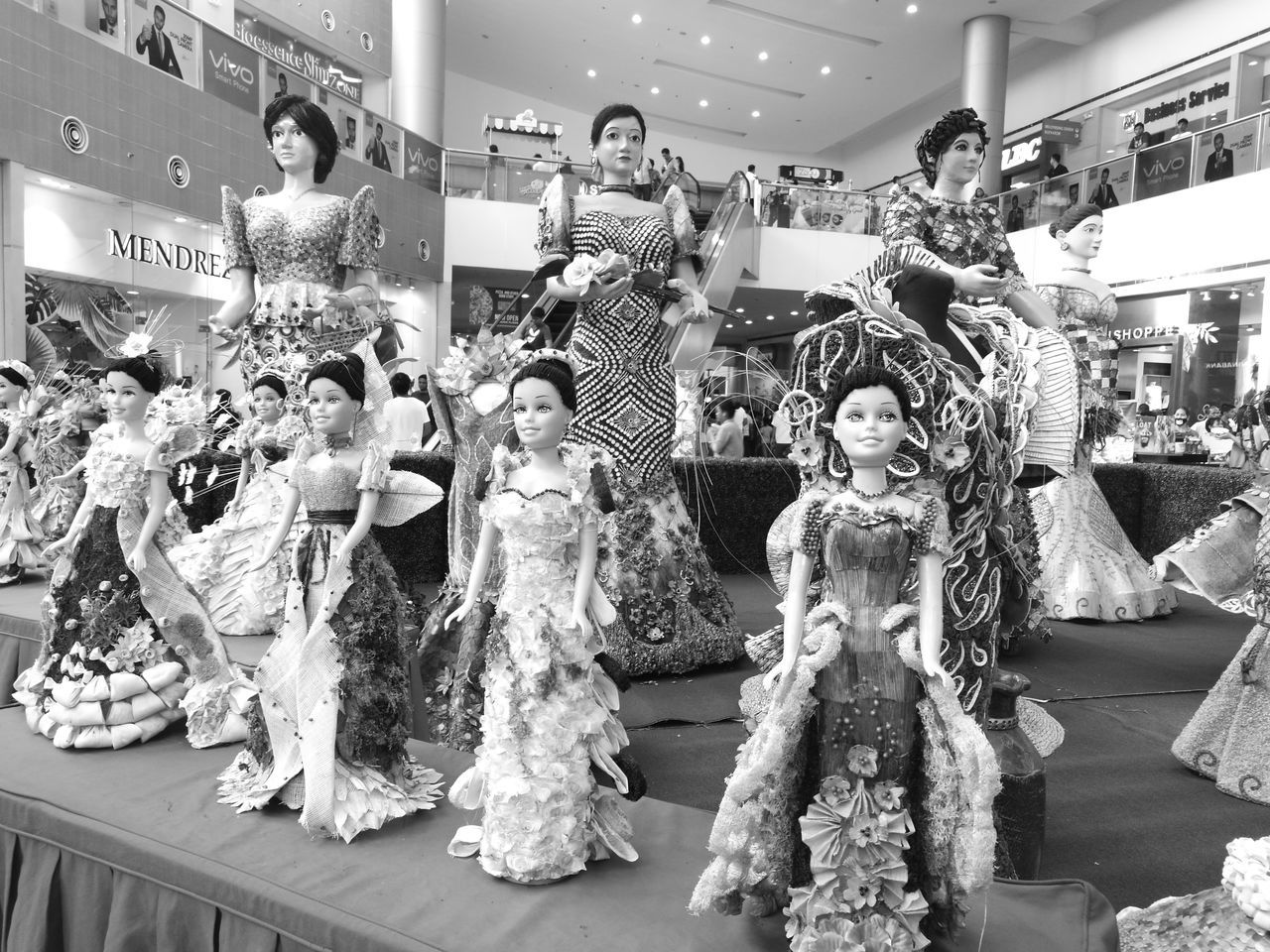 Best EyeEm Shot Black Day Dolls Dollsphotography Filipina Filipino Indoors  Large Group Of People Leisure Activity People Real People Women