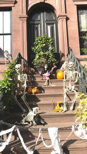 Halloween NYC West Village