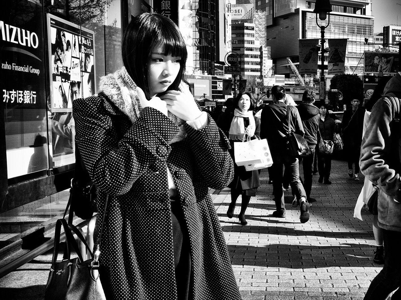 トーキョー・ブルース ~Tokyo Blues~ 渋谷 Shibuya # Tokyo Streetphotography Streetphotographers Streetphotographer Streetphoto_bw Streetphoto Street Sting_the_street SHINJYUKU Shibuya