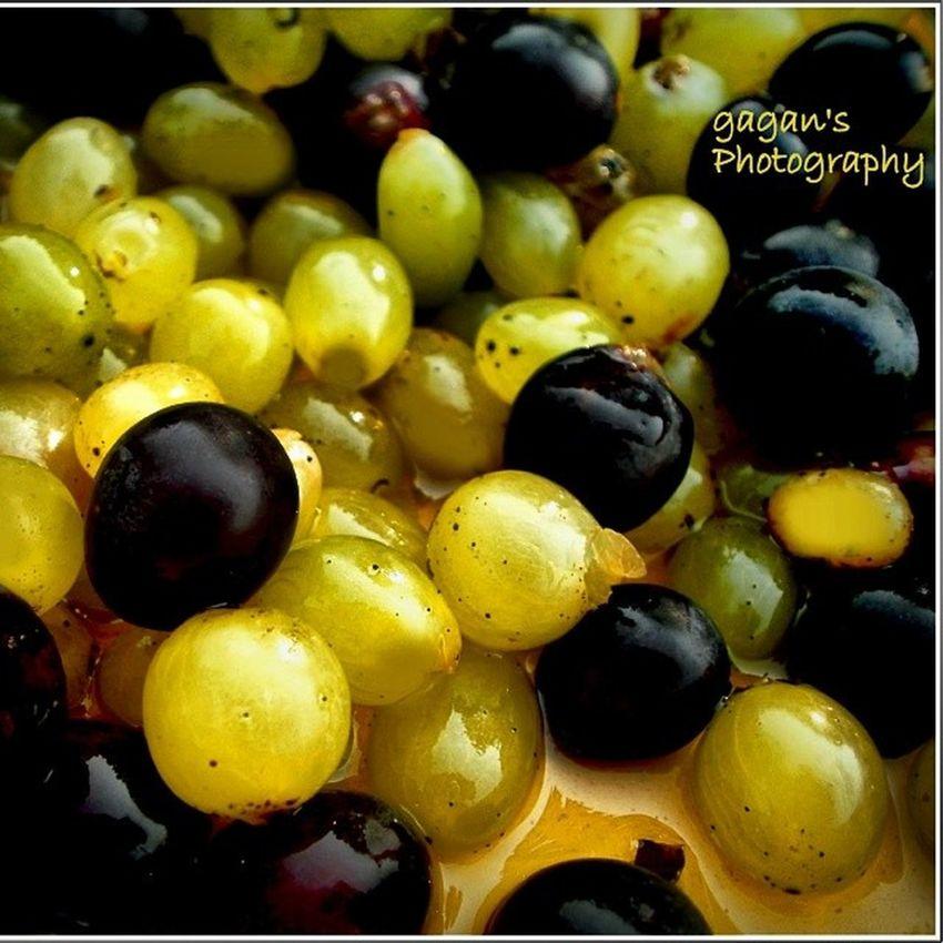 Grapes Yummies Gagans_photography Green Grapes Yummy Black Grapes