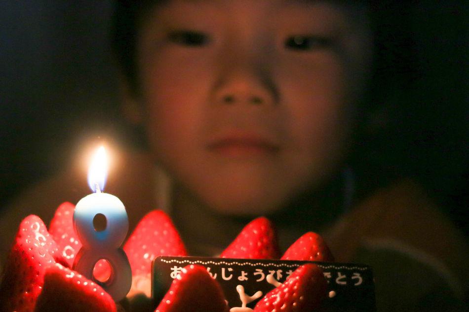 Beautiful stock photos of birthday cakes, Asian And Indian Ethnicities, Birthday, Birthday Cake, Birthday Candles