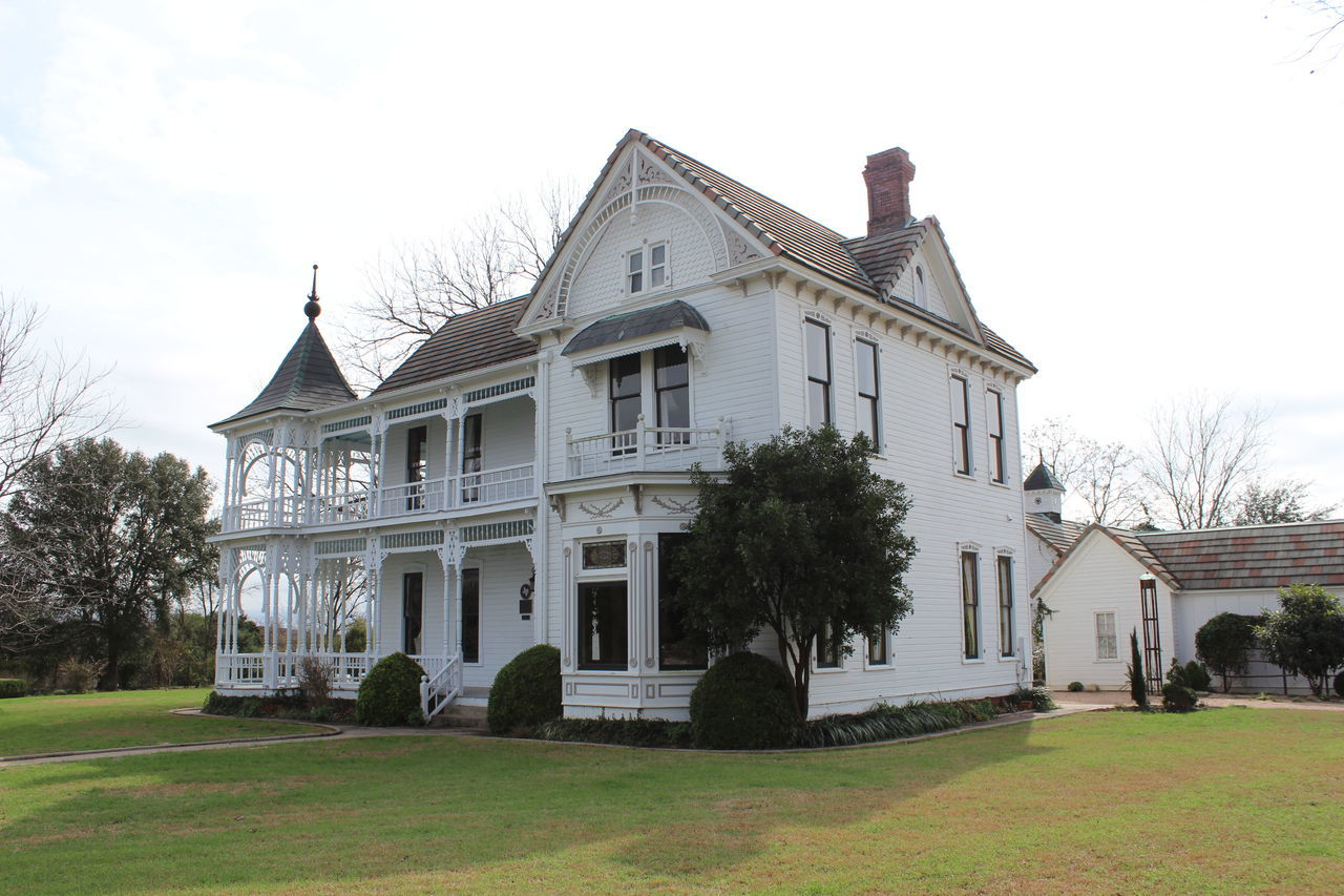 Architecture Barr Mansion Building Exterior Day No People Outdoors Sky Canonphotography Nofilternoedit Historical Historical Building