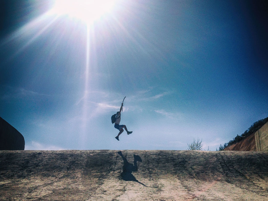 Adventure Jumping Live For The Story Motion Nature Out Of The Box Outdoors