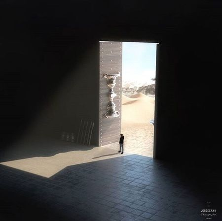 EyeEmNewHere Minimalist Architecture Photographer Shadow Sunlight Indoors  Full Length One Person Only Men People Adults Only Adult Day Cold Temperature Snow Architecture One Man Only EyeEm Best Shots EyeEm Nature Lover FollowYourPassion
