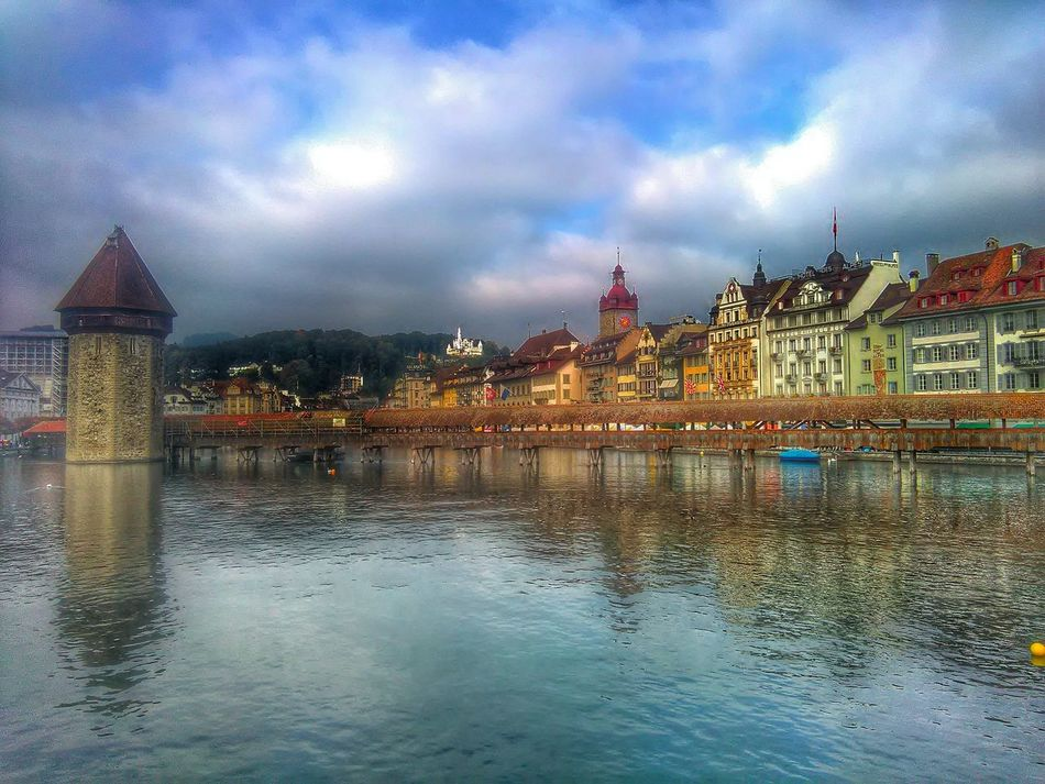 My Hometown.... Hello World Swiss Luzern Cityscapes Discover Your City City View  Touring Switzerland Switzerlandpictures