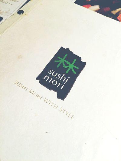 Sushi Menu Logo Design Restaurant Photo