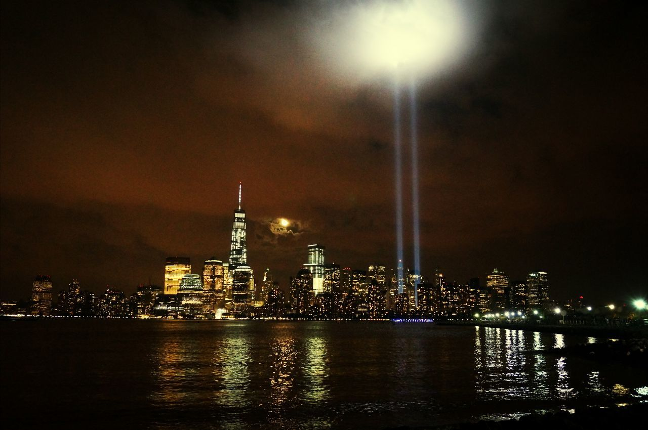9-11 Night Photography 9/11 9/11 Tribute Cityscape Cityscapes New York City Popular Photos Newyorkcity EyeEm Best Shots